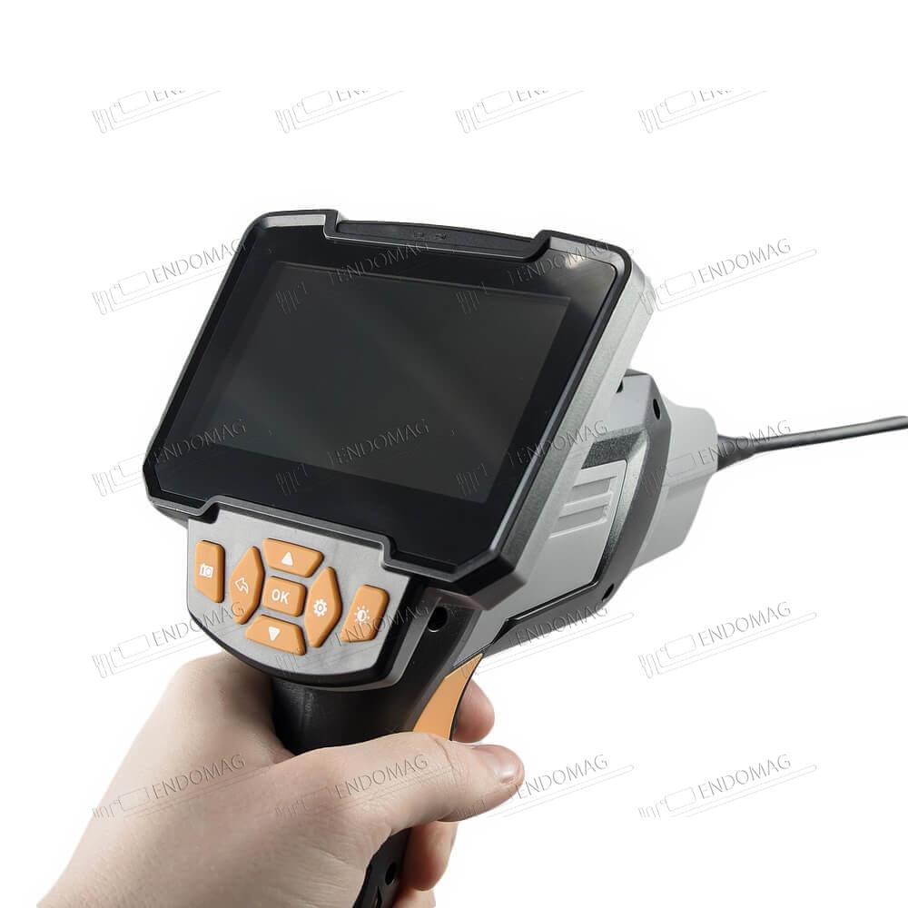 Ручной эндоскоп Inskam 112 с LCD экраном 4.3 дюйма 1080P (10 метров)